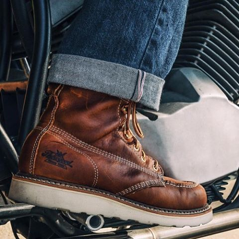 db2cd3676d1 Start your eNGINe #Thorogood #heritage #boots #fashion #for #life ...
