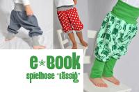 """eBOOK # 34 Spielhose """"LÄSSIG"""" - Artikeldetailansicht -"""