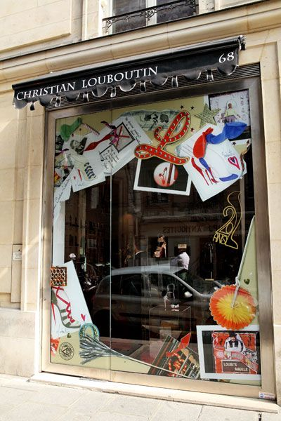 christian louboutin st-honore paris