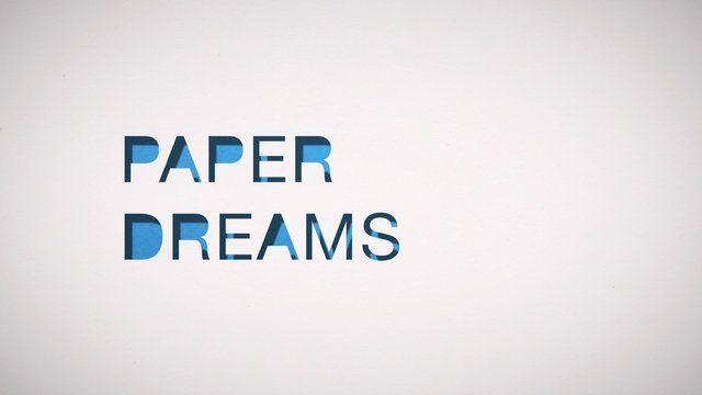 Paper Dreams by Kenneth Onulak. © 2010 Kenneth Onulak