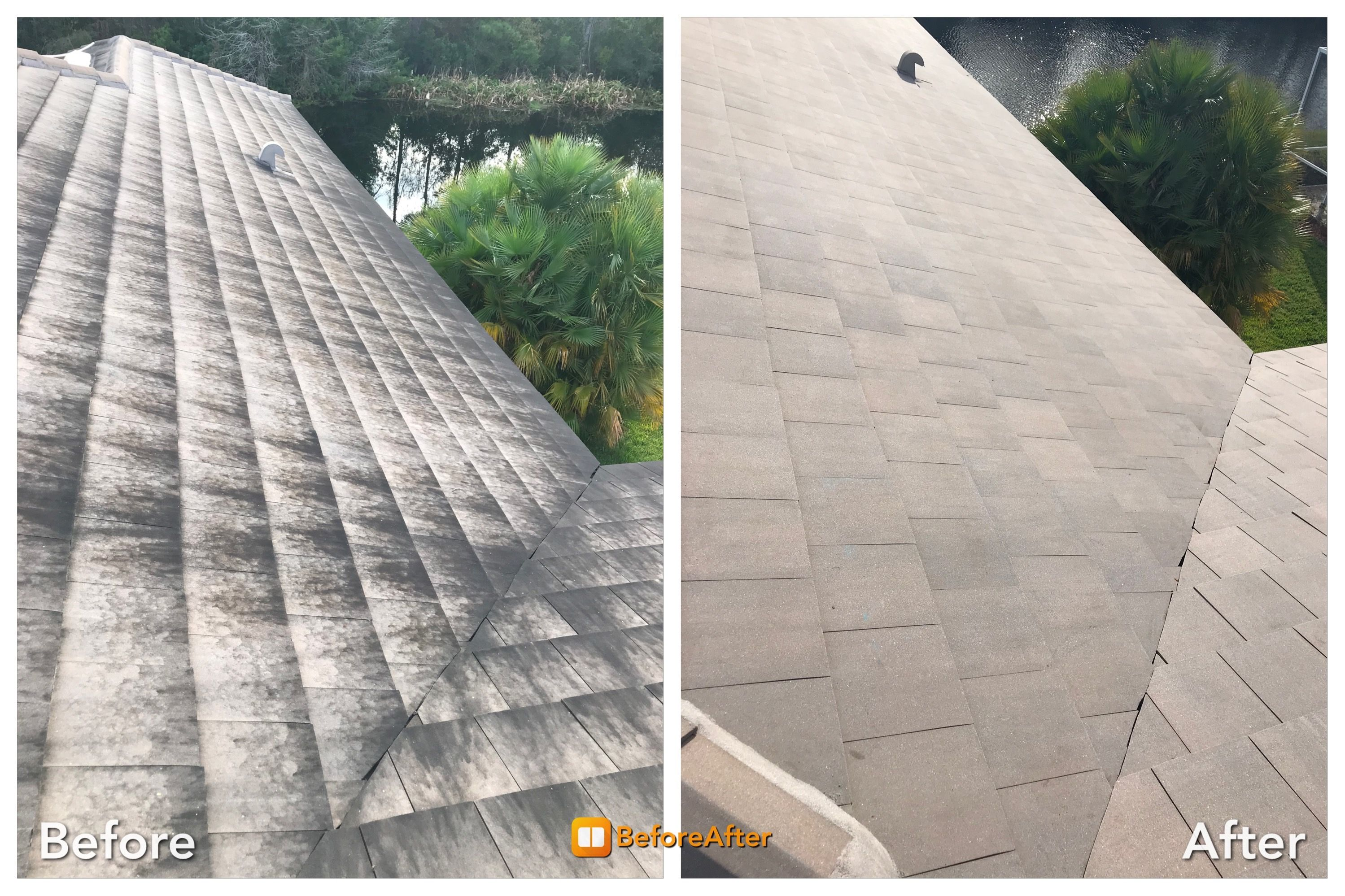 Roof Need A Clean In 2020 Cleaning Gutters Window Cleaner Pressure Washing