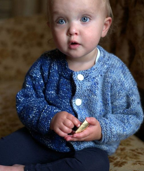 dfc085106792 Jelli Beenz Baby Cardigan Free Knitting Pattern