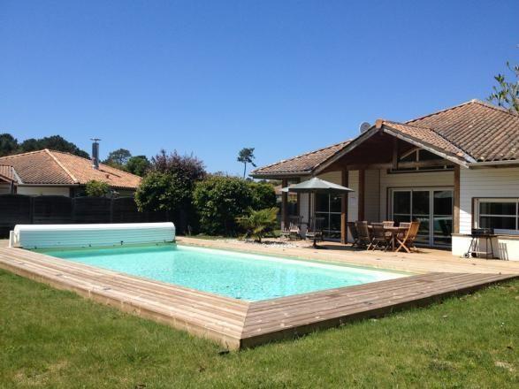 Location vacances villa Moliets et Maâ Vacances dans les Landes