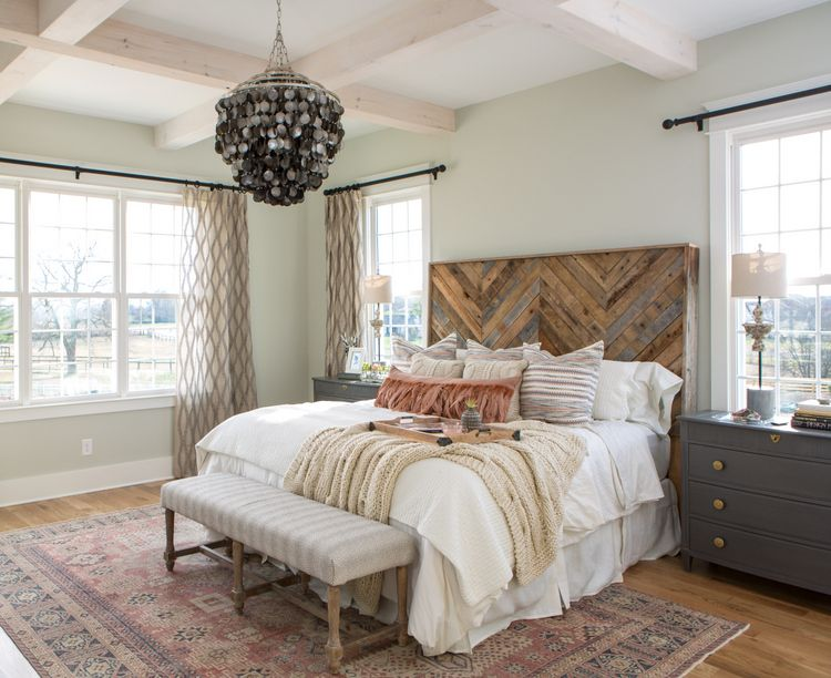 sherwin-williams conservative gray   Guest bedroom decor ...