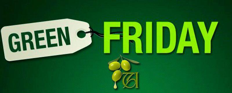 Green Friday en Típico de Andalucía