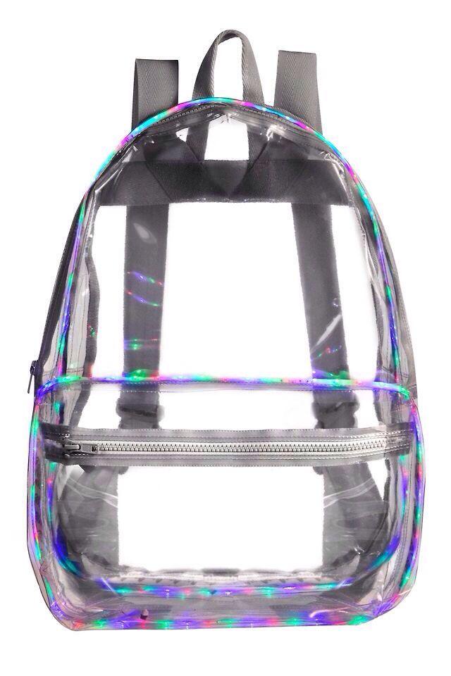e8bfd32078b6 My backpack. My backpack Clear Backpacks ...
