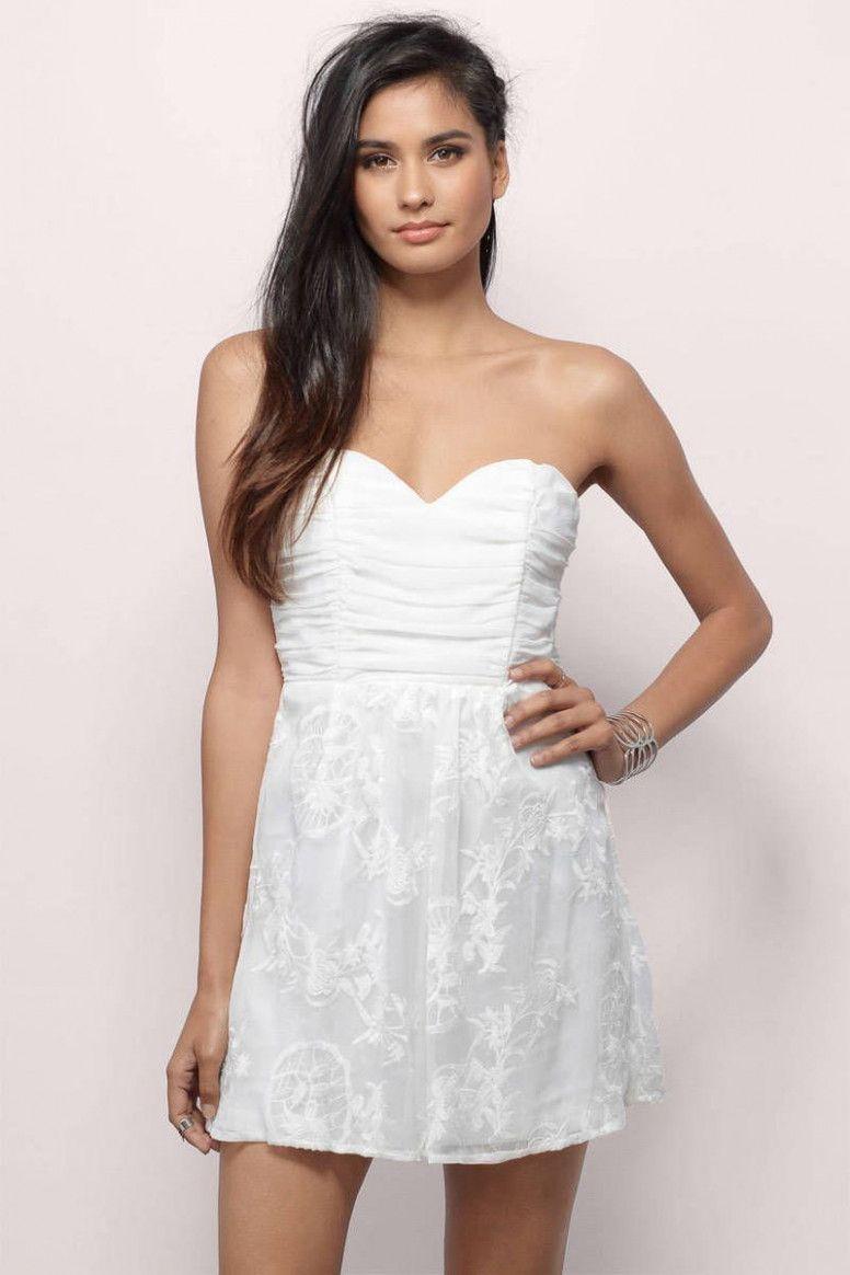 11 kleid elegant kurz in 2020 | abendkleid, abendkleid weiß