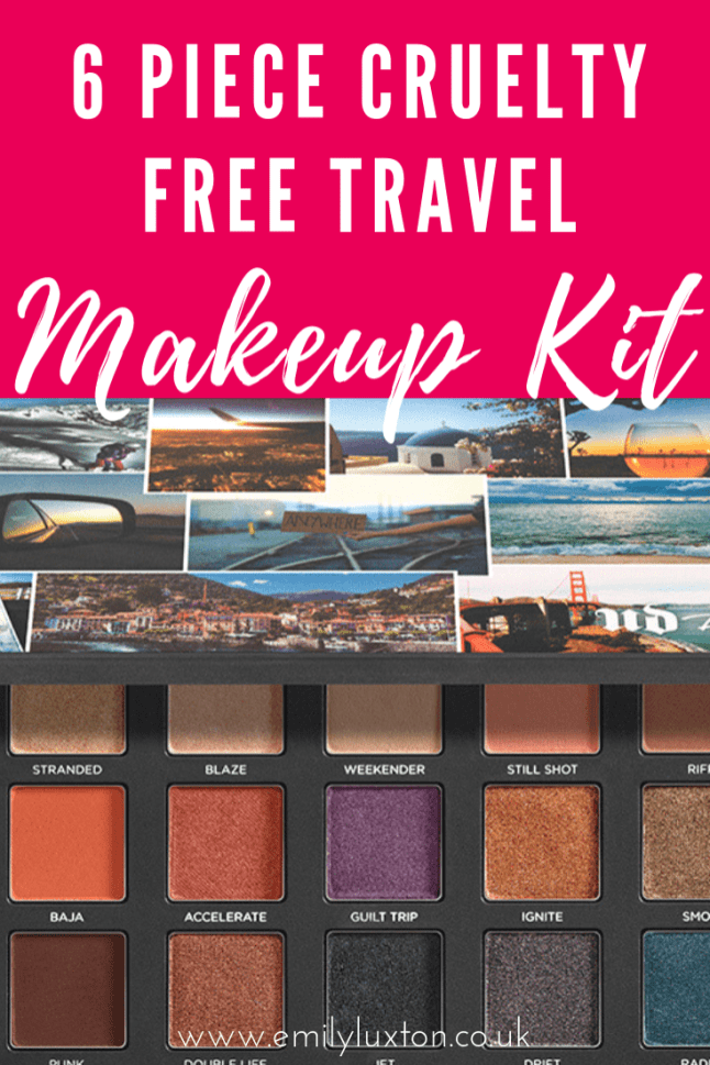 The Only 6 Items You Need in Your Travel Makeup Kit | Best of My
