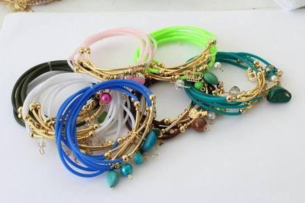 ad78e727ecd3 collares semanarios y pulseras con chapa de oro - Guadalajara