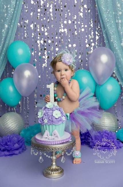 New Cute Baby Girls Photography 1st Birthdays 30+ Ideas #baby #photography