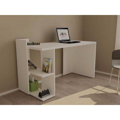 Escritorio moderno melamina mueble pc oficina s 299 00 - Mueble escritorio moderno ...