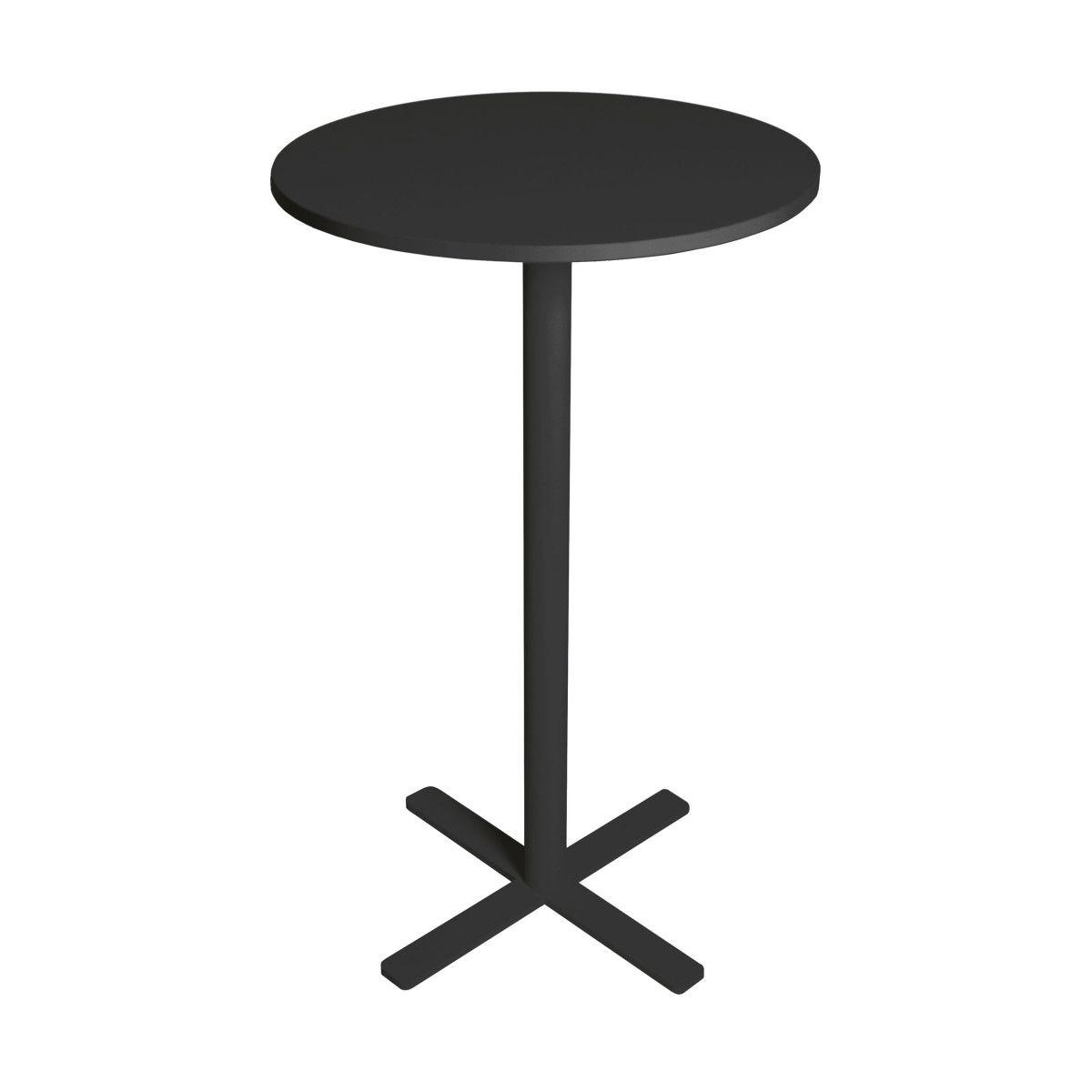 Tabledance Tisch rund schwarz Jetzt bestellen unter: https://moebel ...