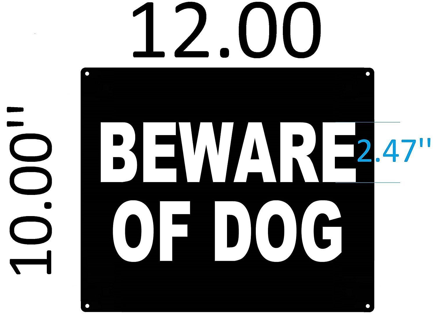Pin by Issac on Business Signs Dog signs, Fence signs