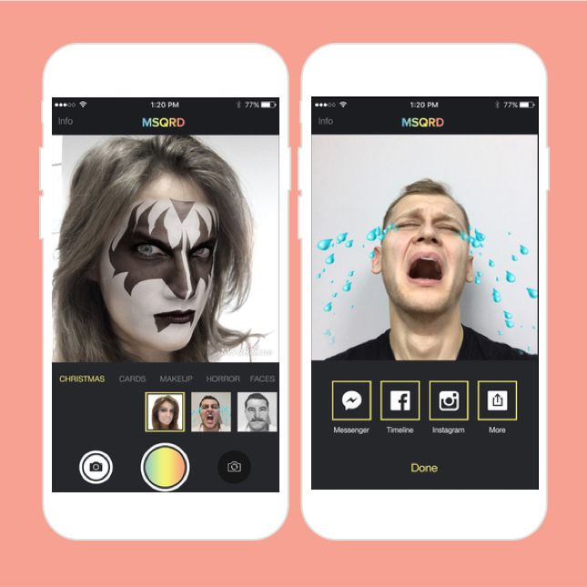 Don't want to pay for Snapchat filters? This video app is for you