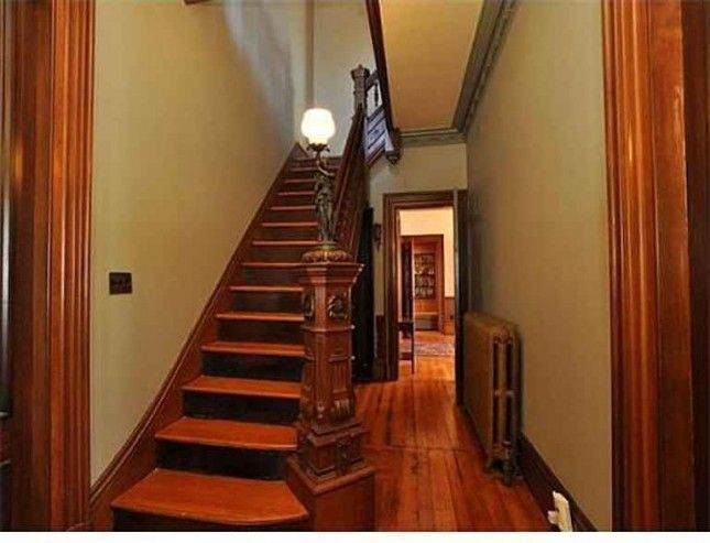 Awesome newel post light fixture 1900 house pinterest newel awesome newel post light fixture aloadofball Image collections