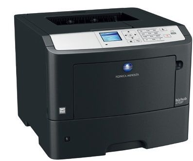 Bizhub 4700p 50ppm 2 300 Paper Cap Get It Free Today Email Us To Find Out How Emaldonado Idtoffice Com Black And White Printer Konica Minolta Printer