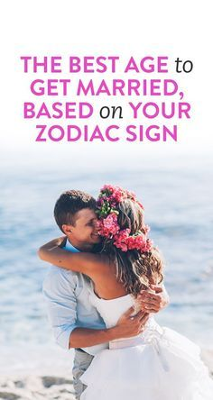 Horoscope best zodiac sign date before getting married