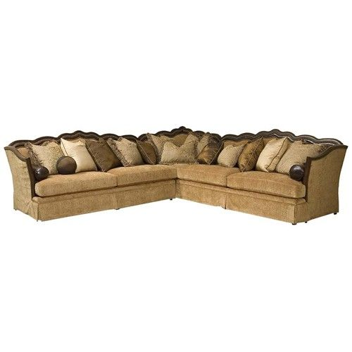 Delicieux Room U003e Sofa Sectional U003e Rachlin Classics Lisa Lisa Sectional Sofa