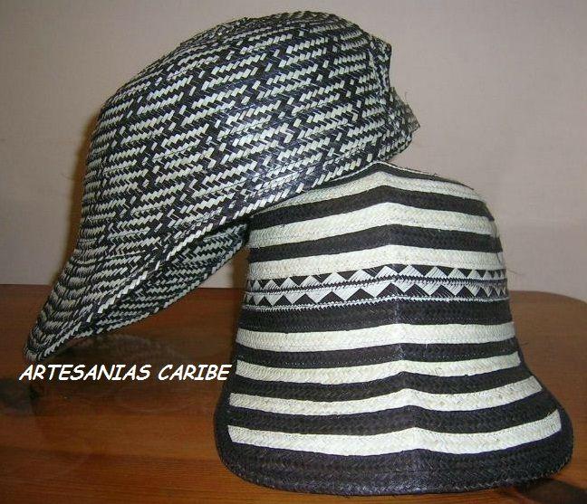 c5d8102454fa0 Colombia · Gorras en caña flecha. Sombrero Vueltiao