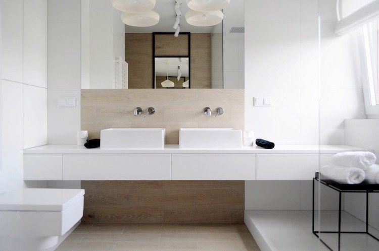 A vous de trouver la petite salle de bain moderne de vos rêves - salle de bain moderne douche italienne