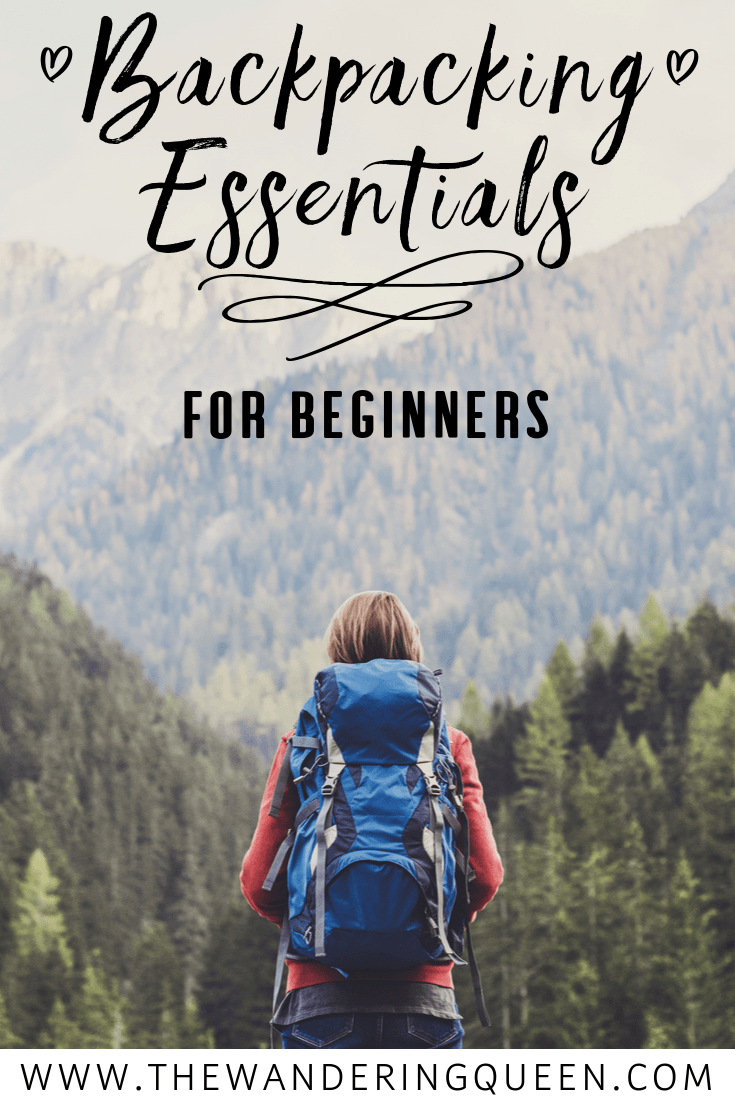 Backpacking Essentials For Beginners