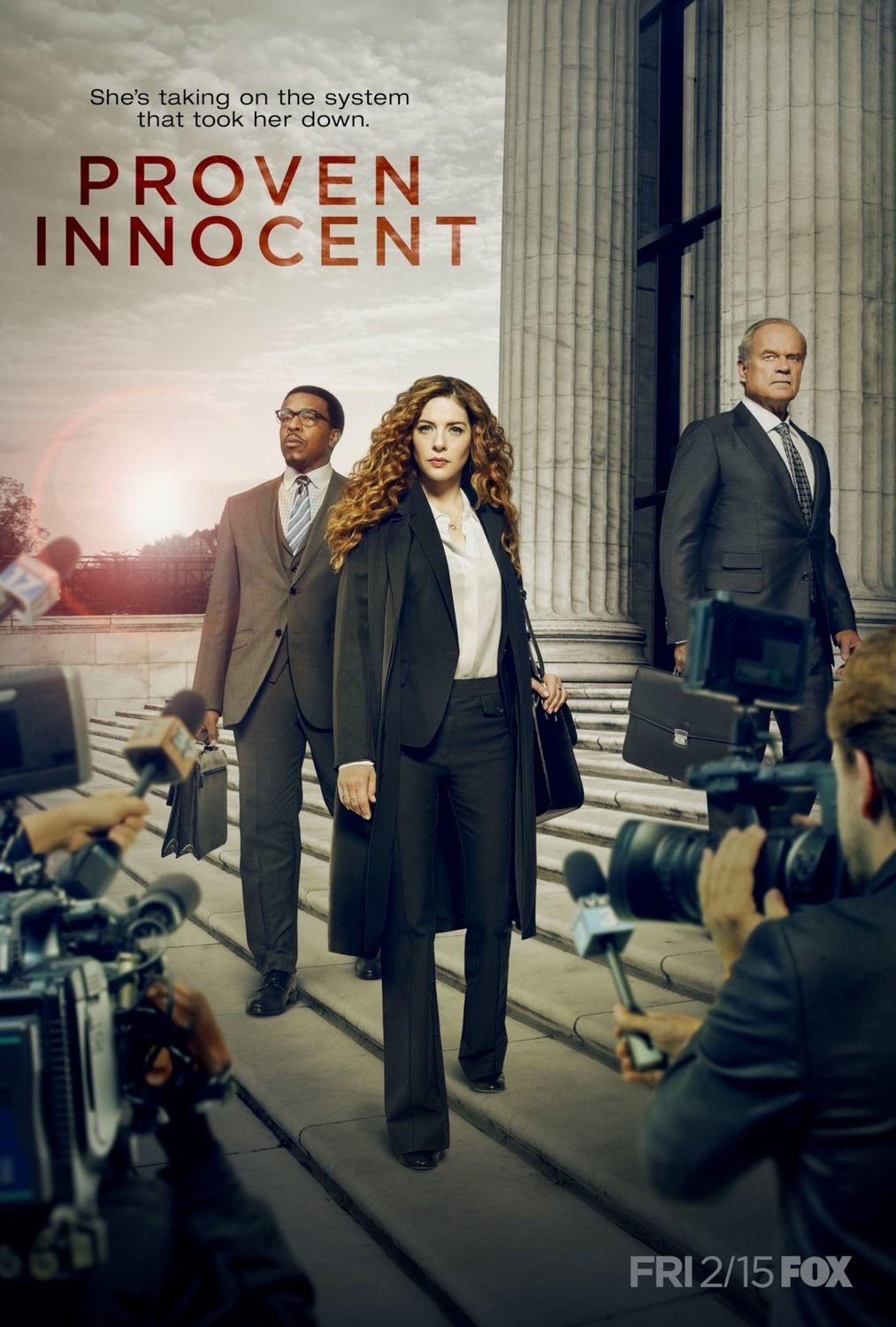 Proven Innocent Fox Serie De Televisao Cartazes De Cinema
