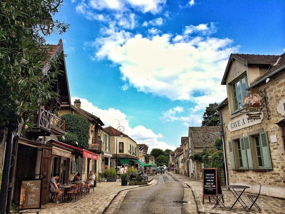Barbizon village des peintres - Paysagiste fontainebleau ...