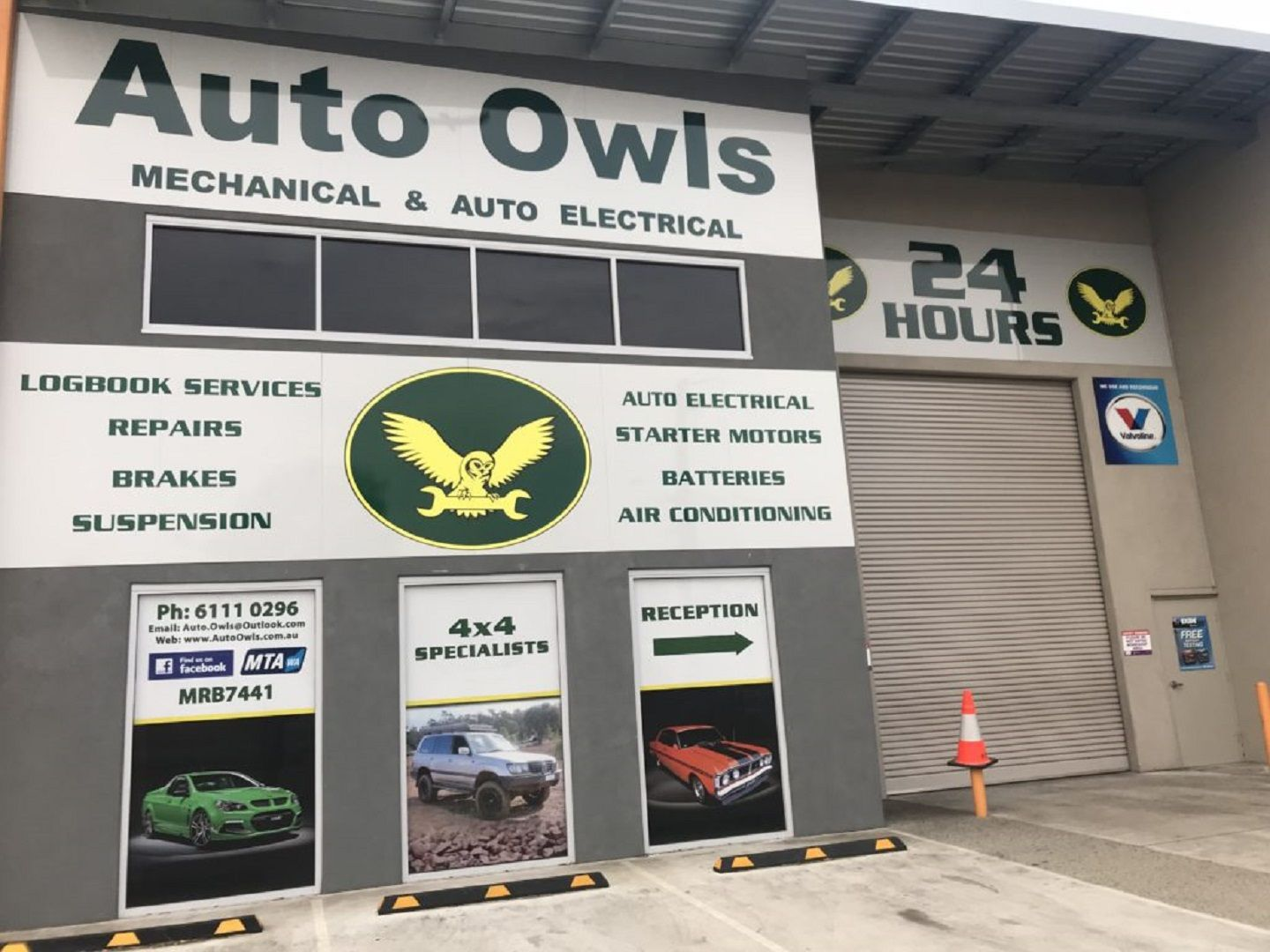Auto Owls is a family owned and operated car servicing and