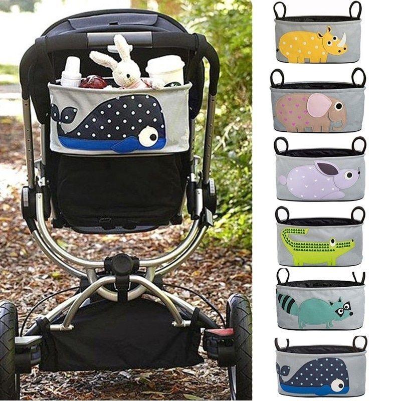 DEARMONDA Baby Stroller Organizer Bag Mummy Diaper Bag
