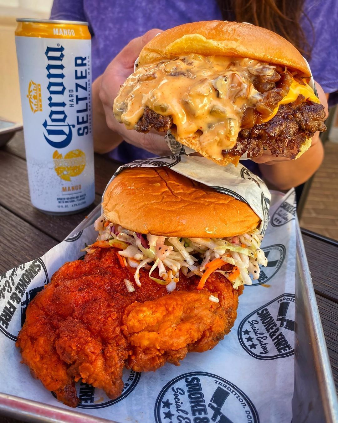 Smoke Fire Social Eatery On Instagram So What S The Order Going To Be This Week Order Online Or Dine In On Our Patio To Get Your Smokeandfire Fix Asap