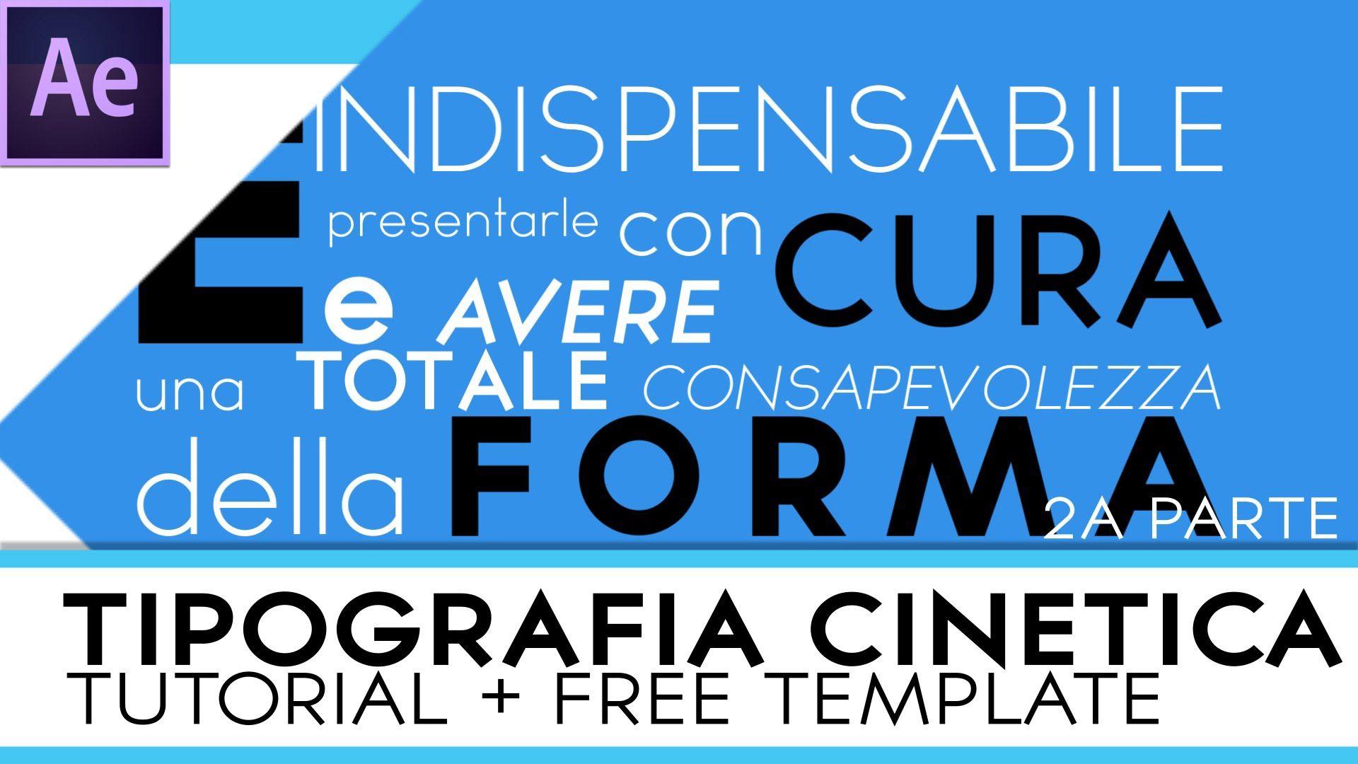 Tutorial Tipografia Cinetica - parte 2 | Tutorials | Pinterest ...