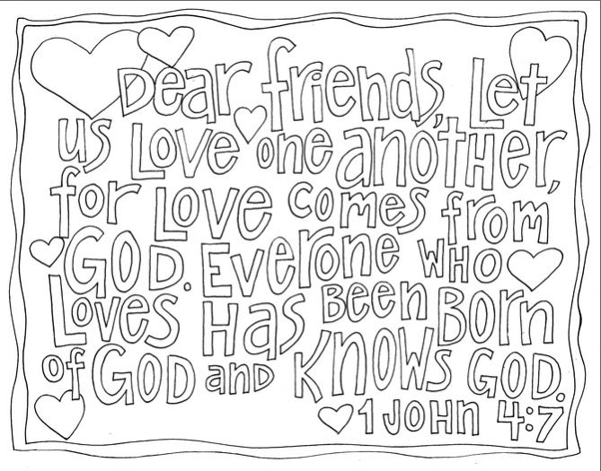 Pin By Ashley Wood On Adult Coloring Pages Scripture Doodle