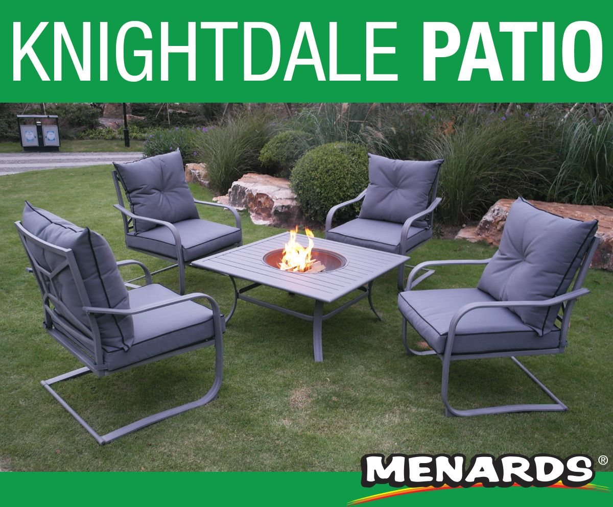 Add This Backyard Creations 5 Piece Knightdale Collection To Your