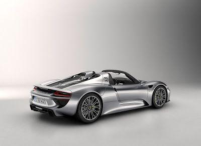 Porsche 918 Syder - Una obra de alta ingeniería #cars #millionaires