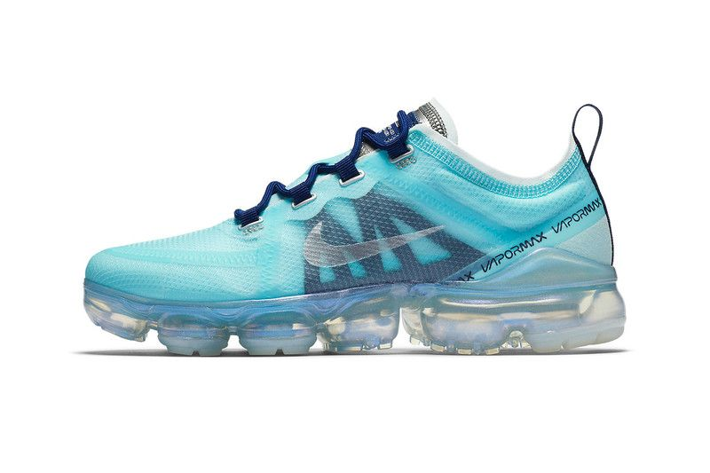 Nike Air VaporMax 95 Slate French Blue AJ7292 100 Release