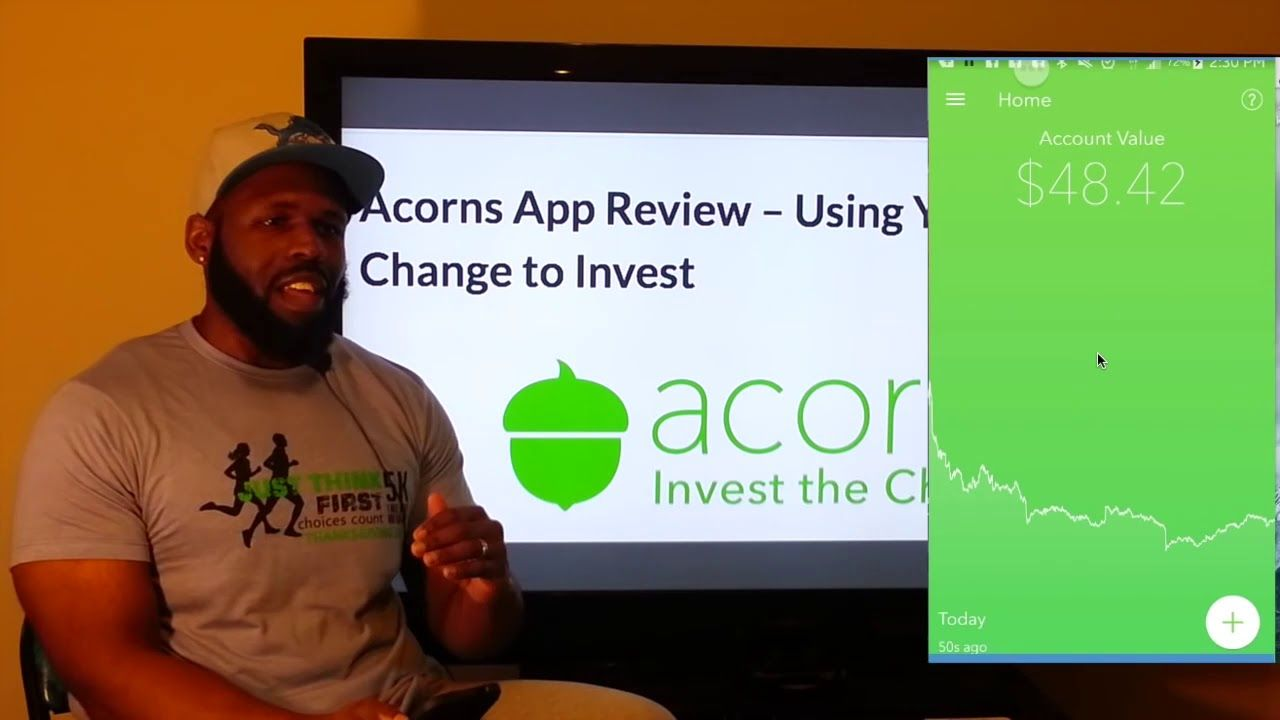 Acorns App Review MicroInvesting Made Easy Start with a