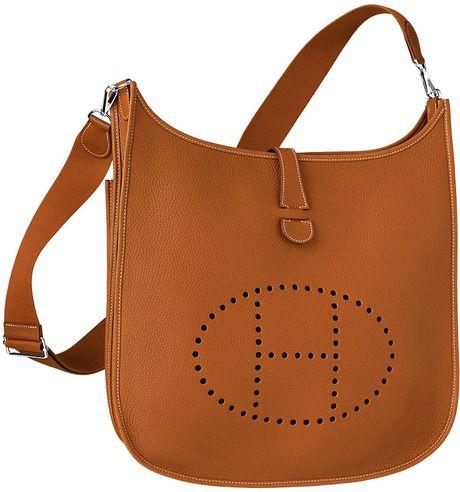Hermes Evelyne Bag Tgm Size The