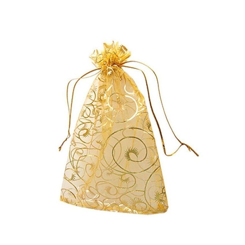 13x7x13 100 Qty Paper Restaurant Bags Brown Kraft Paper