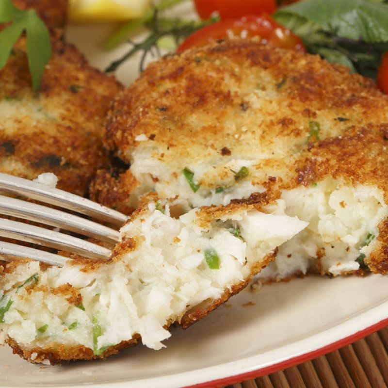 Cod Fish Cakes Recipe Fish Cakes Recipe Fish Recipes Baked Fish Fillet
