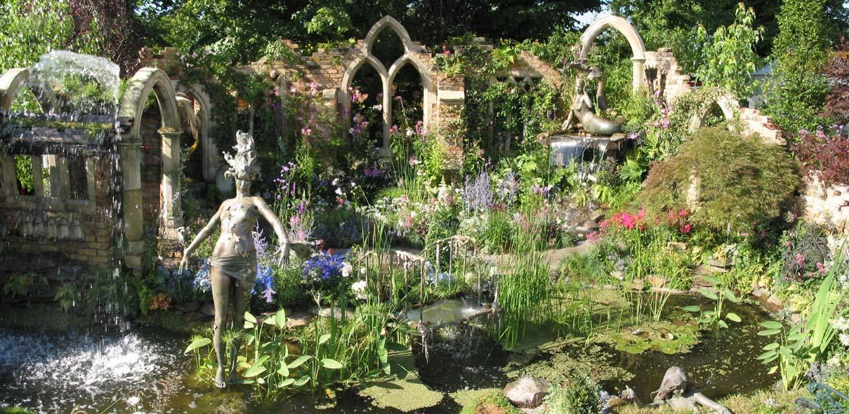 45+ Cool Witch Garden Ideas – Witchy garden