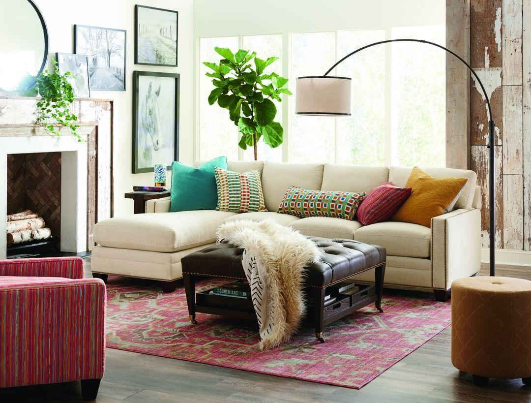 Mix Modern And Classic Styles Bassett Furniture Furniture Furniture Blog