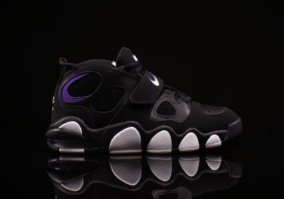 nike air max 93 charles barkley shoes black and white