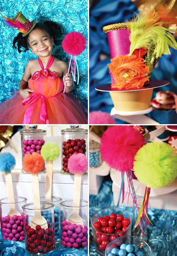 Traditional Christmas Party Ideas Part - 19: Trend Alert: Bright Colors For Christmas Parties
