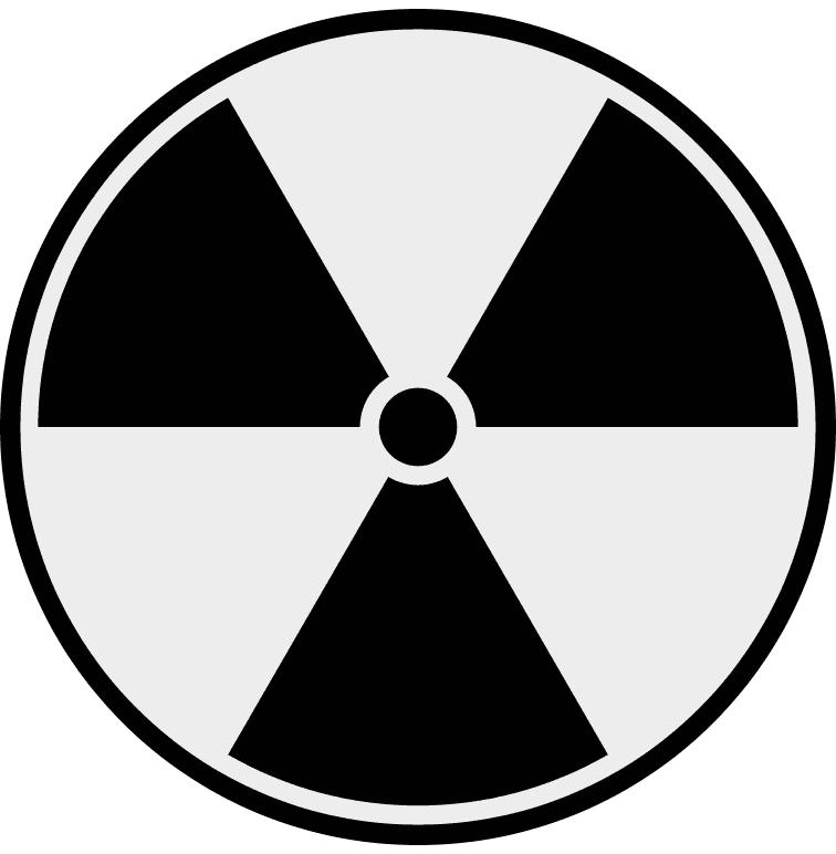 Radioactive Symbol Page Radioactive Symbol Page Frames Radioactive