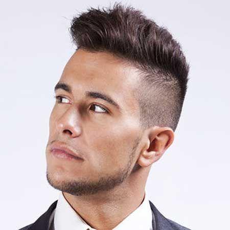 Mode de coupe de cheveux homme