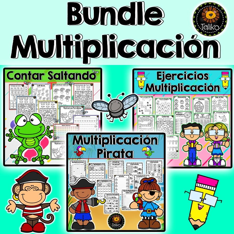 Multiplicacion Math Resources Elementary School Math Math Activities [ 900 x 900 Pixel ]