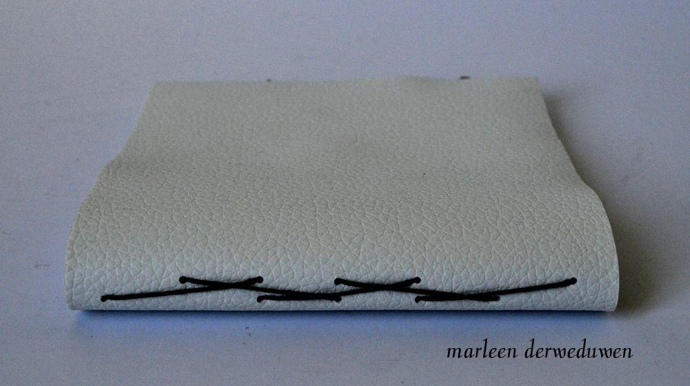 marleen derweduwen: wit nepleder