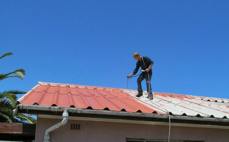 Roof Painting Sydney Roof Paint Roof Restoration Roof Cleaning