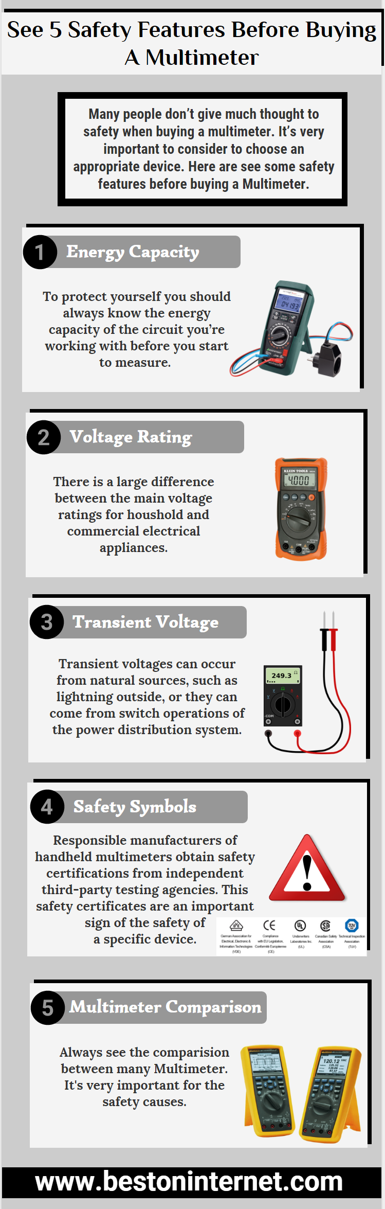 Most Of People Know About A Multimeter But They Dont Know About