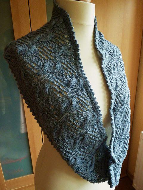 Ravelry: My Dolphin Cowl pattern by kniTTina   Crochet ...